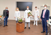 KK Bottrop begrüßt neuen Chefarzt