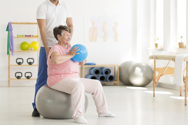 Parkinson Tagesklinik Reha Zentrum prosper