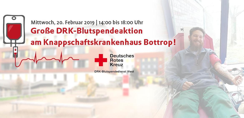 DRK-Blutspende am KK Bottrop