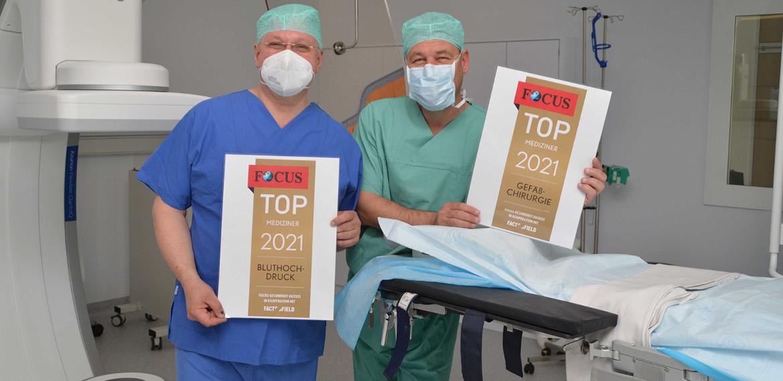 Focus Siegel Top-Mediziner 2021 Aerzteliste