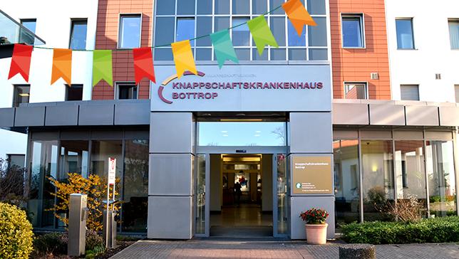 Veranstaltungen am Knappschaftskrankenhaus Bottrop