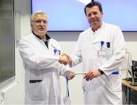 Dr. Pleitgen und Dr. Celesnik