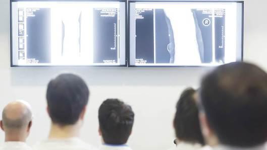 cw- und Duplexsonographie Gefäßdiagnostik