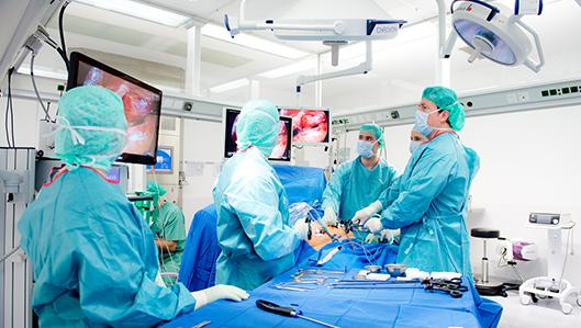 Klinik für Allgemein- und Viszeralchirurgie