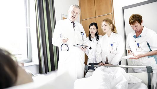 Klinik für Innere Medizin I
