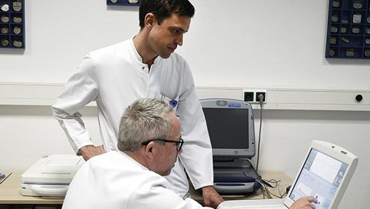 Knappschaftkrankenhaus Bottrop Schrittmacherkontrolle