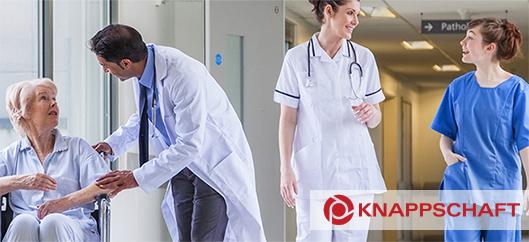 Knappschaft - Die Erfinder der Krankenkasse