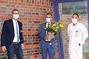 Glasneck - Neue Klinik für Altersmedizin