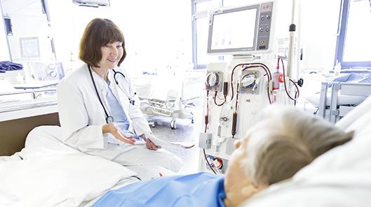 Klinik für Innere Medizin II