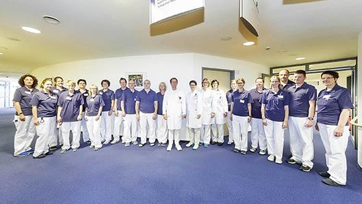 Das Team der Neurologischen Rehaklinik