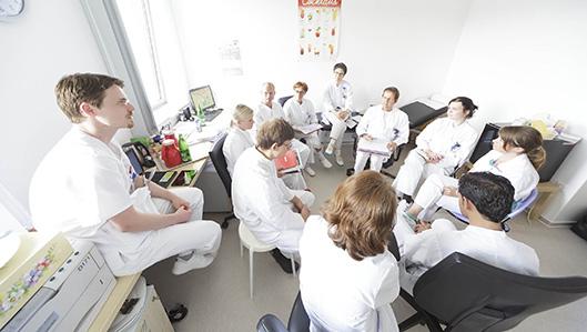 Praktisches Jahr des Medizinstudiums
