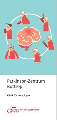 Flyer Parkinson-Zentrum Bottrop